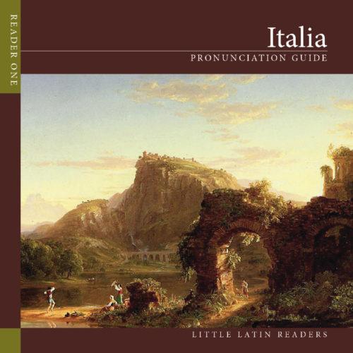 Level One: Italia Pronunciation Audio