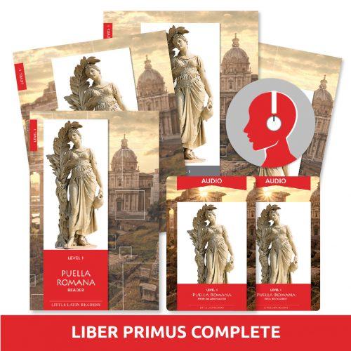 Liber Primus Puella Romana Complete Set