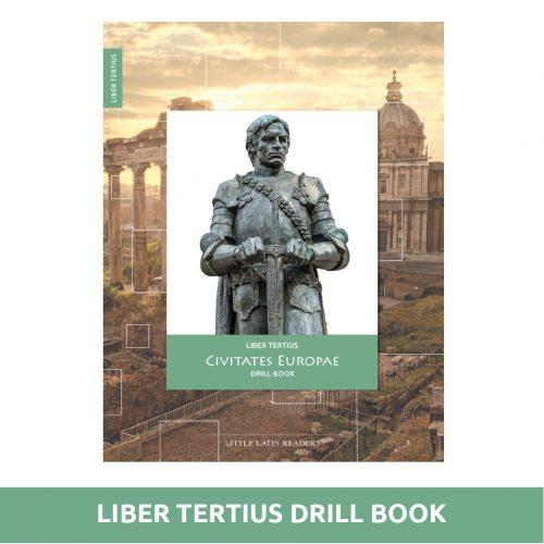 Liber Tertius Civitates Europae Drill Book