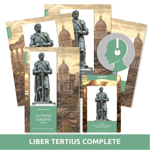 Liber Tertius Civitates Europae Complete Set